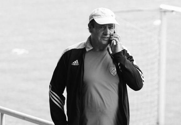 Zmarł Zbigniew Toporek były gospodarz naszego stadionu [*]