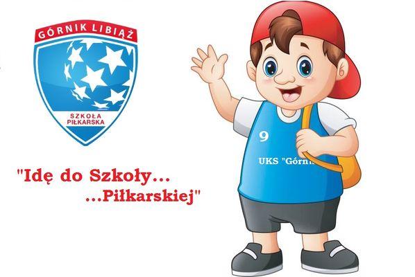 Pora do szkoły... piłkarskiej - informacja o wrześniowym naborze!